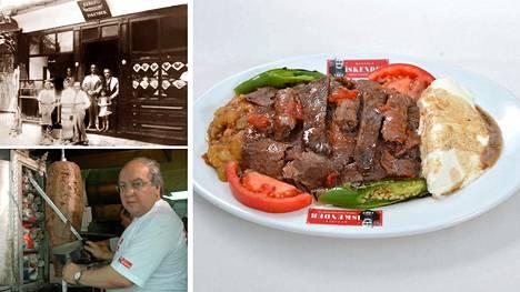 Tiedätkö, miten döner kebab keksittiin? Entä mistä tulee iskender-annoksen nimi?