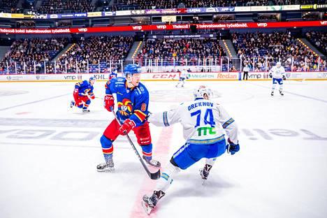 Jokerien kuluvan kauden yleisökeskiarvo on ollut sen KHL-aikakauden alhaisin.