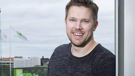 Juha Perälä paljastaa, että hänen rakkaansa asuu Englanissa.