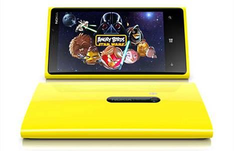 Windows Phone 7.8 -päivitys tuo mukanaan muun muassa Angry Birds Star Wars -pelin.