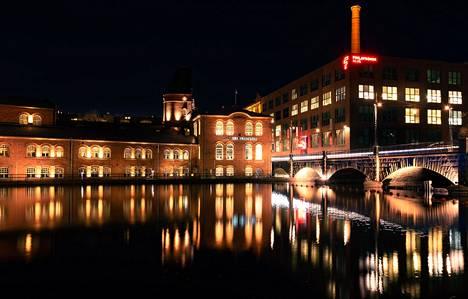 Tampere on vanha tehdaskaupunki ja nykyään mitä trendikkäin matkakohde.
