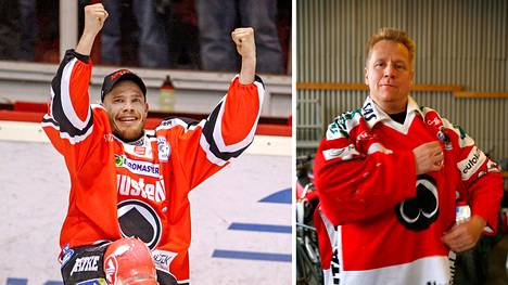Ville Uusitalo sai toistuvasti puheluja Olli Lindholmilta Ässien mestaruuteen päättyneen SM-liigakauden aikana.