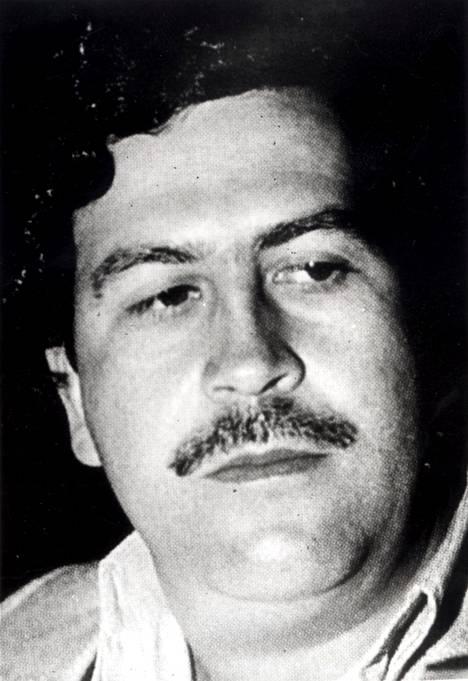 Huumeparoni Pablo Escobar oli vuonna 1989 maailman vaarallisin rikollinen.