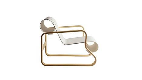 Alavr Aallon Artekille suunnittelema Paimio-tuoli
