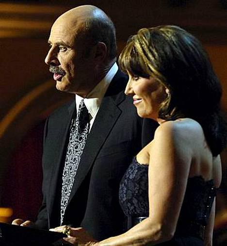 Philip ja Robin McGraw ovat Spearsien perhetuttuja.