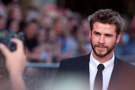 Liam Hemsworth tunnetaan muun muassa roolistaan Nälkäpeli-elokuvista.