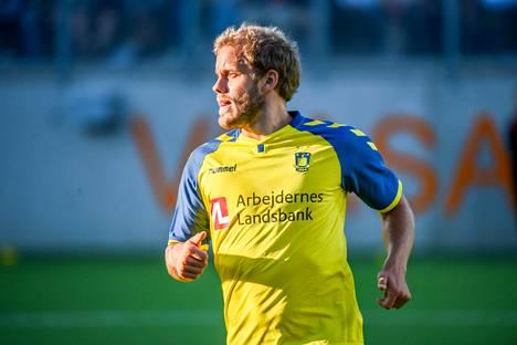 Teemu Pukin maalirikas aikakausi Brönbyssä päättyi Tanskan liigan toiseen sijaan.