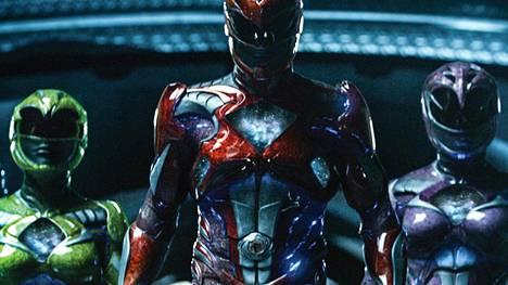 Amerikkalaisnuorista koulutetaan uusi Power Rangers -joukko, jonka tehtävänä on puolustaa universumia.