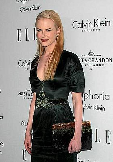 Nicole Kidman esittää tulevassa elokuvassa miestä. joka leikkauttaa itsensä naiseksi.
