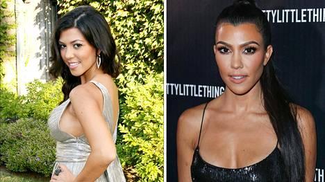 Kourtney Kardashian on sisarusparven vanhin.