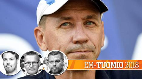 Suomen Urheiluliiton Jorma Kemppainen julisti EM-kisojen mitalitavoitteeksi 3–4 mitalia. Toistaiseksi kasassa on tasan nolla.