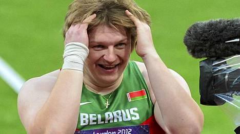 Ostaptshukin riemu olympiavoitosta jäi varsin lyhyeksi.