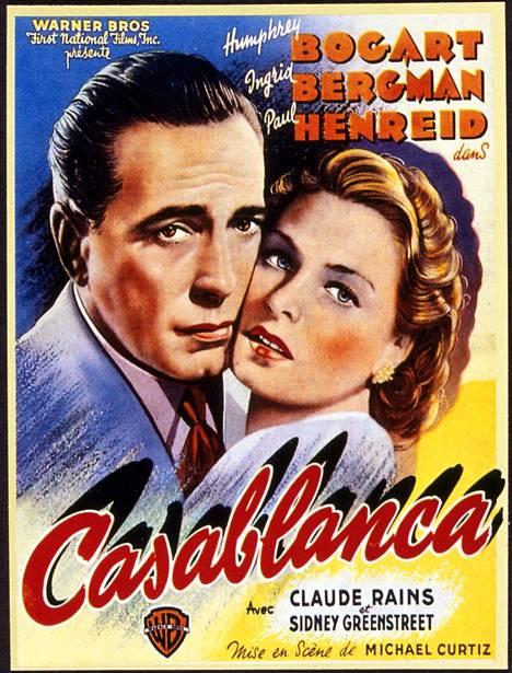 Casablanca (1942).