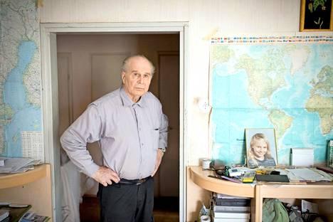 – Eihän se tietysti mukavalta tunnu, että murhaajaksi epäillään, mutta poliisi tekee vain työtään, Heikki Ristikankare sanoo.