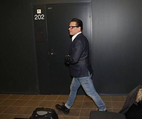 Teuvo Loman ei kommentoinut syytettä.