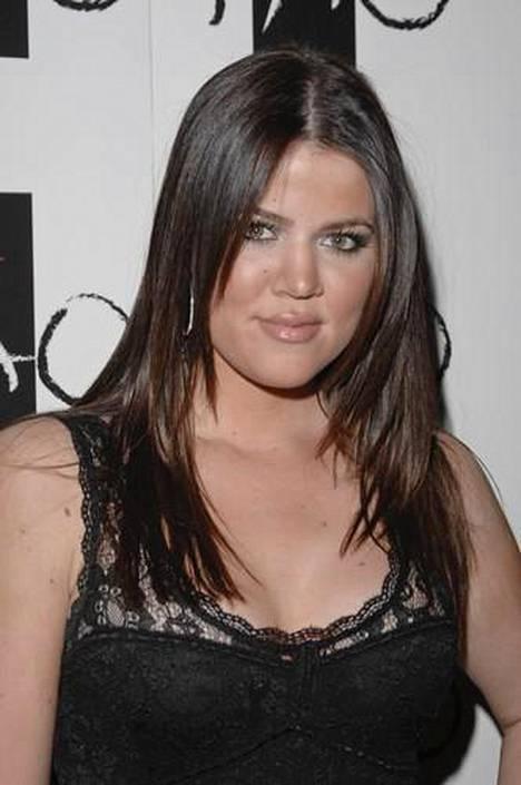 Khloé vuonna 2009 vain muutama vuosi Keeping Up With the Kardashians -sarjan alkamisen jälkeen.