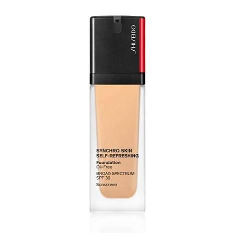 Shiseido Synchro Skin Self-Refreshing Foundation 30 ml, 52,50 €, mm. Sokos ja Stockmann.