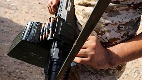 Turkki kertoo olevansa valmis lähettämään omia sotilasjoukkojaan Libyaan.
