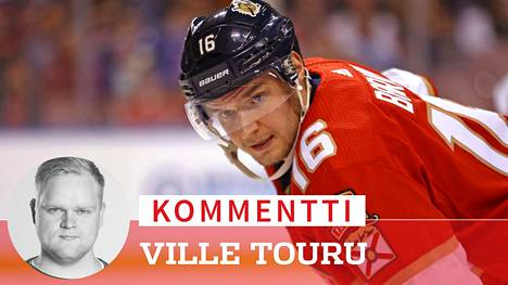 Menestys on kiertänyt Aleksander Barkovia koko tämän NHL-uran ajan.