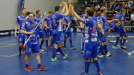 Classic löi sitkeästi taistelleen Loviisan Torin salibandyn cup-finaalissa