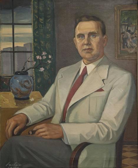 Lauri Reitz (1893-1959) oli keskeinen tekijä erityisesti Helsingin Töölön kaupunginosan rakentamistyössä 1930-luvulla.