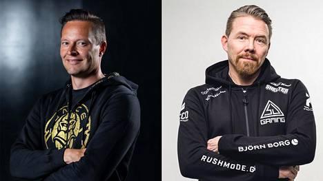 Mika Kuusisto on Suomen tunnetuimman organisaation eli ENCEn toimitusjohtaja. SJ:n Jari Karlsson pelkää Valorantin hypen näkyvän liikaa pelaajien palkoissa heti alkuun.