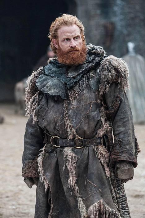 Kristofer Hivjun näyttelemä Tormund.