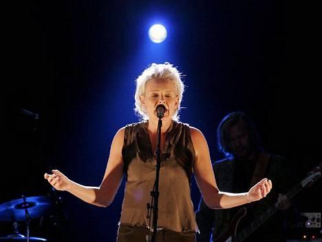 Muun muassa Eva Dahlgrenin keikka on myyty jo loppuun. Dahlgren esiintyi Huvilateltassa myös kolme vuotta sitten.