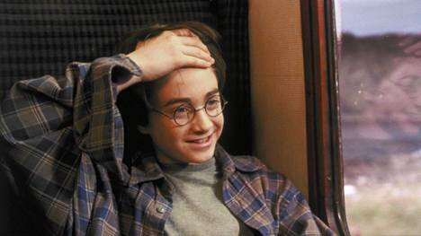 Daniel Radcliffe sai Harry Potterin roolin 11-vuotiaana.