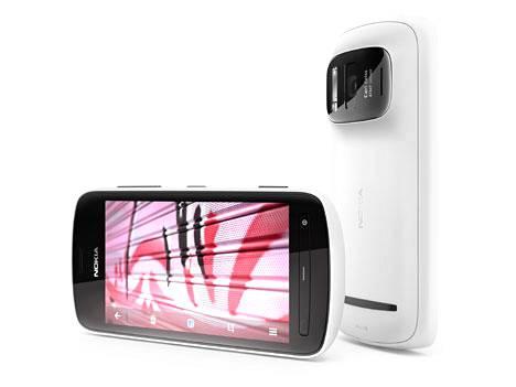 Nokia 808 PureView.