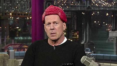 Bruce Willis matkii Gagaa.