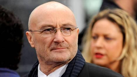Phil Collins kuvattuna vuonna 2012.