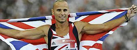 Andy Turner aitoi EM-kultaa.