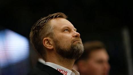 Mikko Mannerin on käännettävä Brynäsin kurssi nopeasti.
