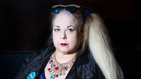 """Anne """"Heinäsirkka"""" Taskinen menehtyi joulukuussa 61-vuotiaana."""