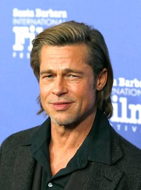 Brad Pitt kärsi alkoholiongelmasta eron aikaan.