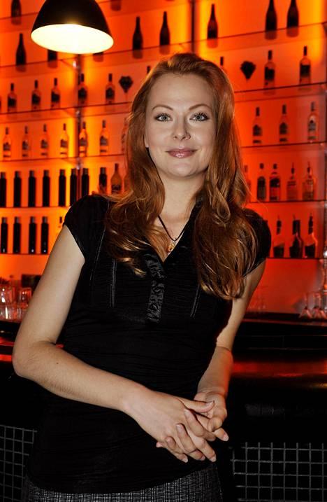 Anna Easteden kuvattuna vuonna 2009.