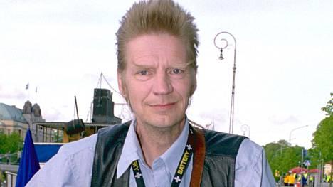 Aikka Hakala vuonna 2001.
