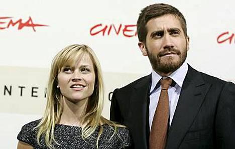 Reese Witherspoon ja Jake Gyllenhaal.