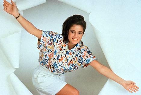 Carrie Mitchum vuonna 1998.