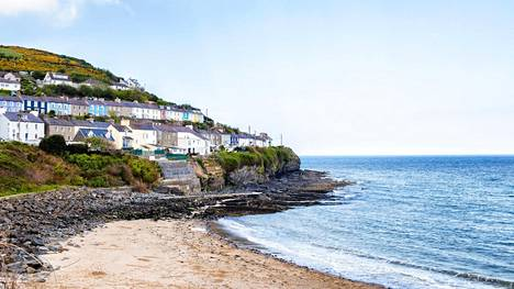New Quayssa, pienessä rannikkokaupungissa Walesissa, tapahtui keväällä traaginen poikavauvan kuolema.