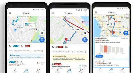 Google Maps Sai Uusia Ominaisuuksia Suurin Ilo Tampereella Ja