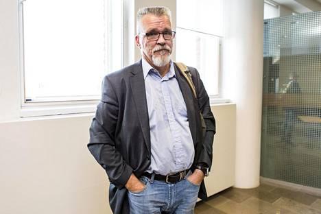 KRP:n Markku Ranta-aho kiistää Mikkä Kärnän esittämät väitteet.