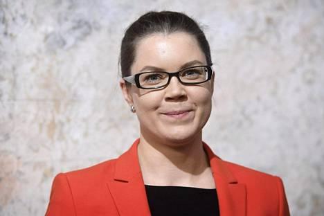 Ulkopoliittisen instituutin vanhempi tutkija Elina Sinkkonen