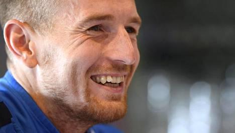 Lukas Hradecky on Suomen ykkösmaalivahti.