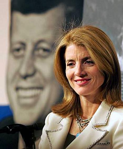 Caroline Kennedy on kertonut olevansa kiinnostunut New Yorkin senaattorin tehtävästä.