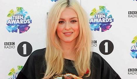 Fearne Cotton on yksi BBC Radio 1:n tunnetuimpia juontajia.