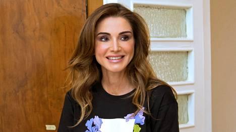 Rania on paitsi Jordanian, myös tyylin kuningatar.