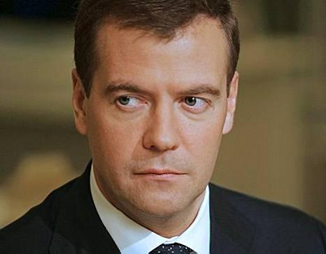 Dmitri Medvedevin kuvat varastettiin koululta.