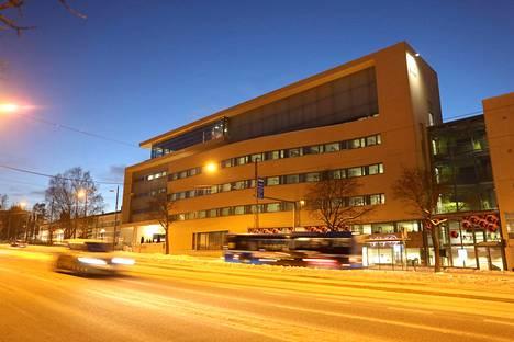 VVO:n pääkonttori sijaitsee Helsingin Pikku-Huopalahdessa aivan Mannerheimintien varressa.